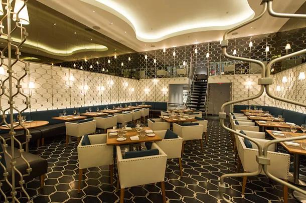 five star restaurant