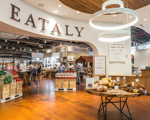 eataly grocery store